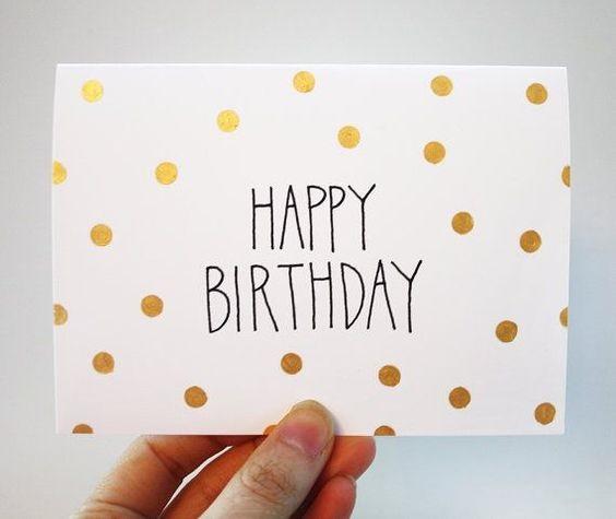 Милая открытка на День рождения тумблер (5)