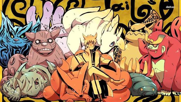 Насколько силен Наруто после потери Курамы 2