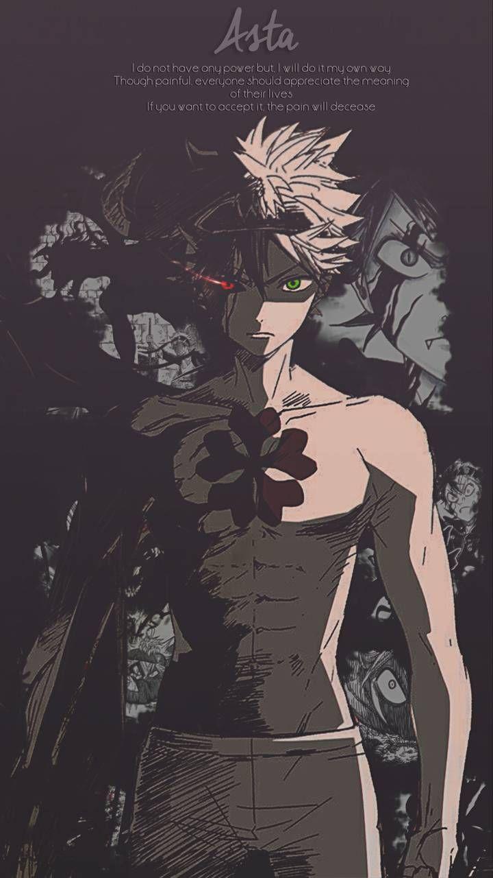 Самые топовые картинки Асты из Черный Клевер аниме   2021 год (19)