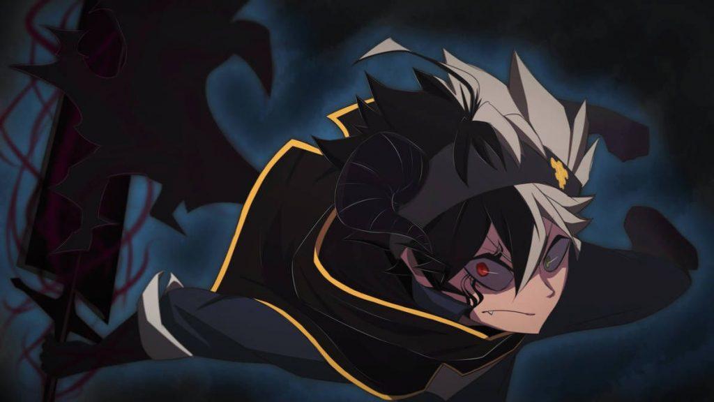 Самые топовые картинки Асты из Черный Клевер аниме - 2021 год (4)