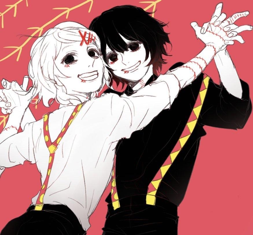 Топ картинки из аниме Токийский Гуль про Сузуи Джузо (10)