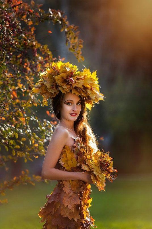 Красивые картинки девушек в сентябре - фото подборка за 2021 год (12)