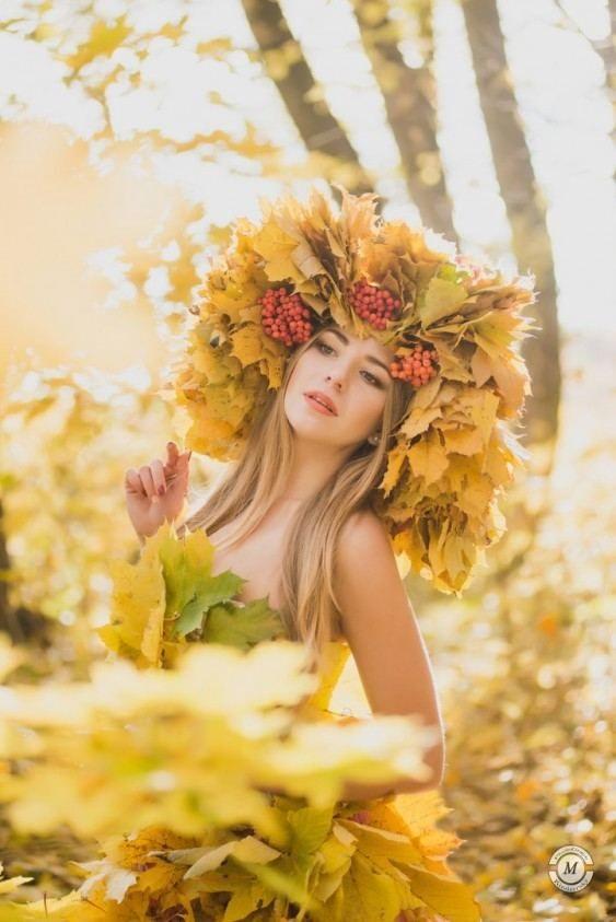 Красивые картинки девушек в сентябре - фото подборка за 2021 год (20)
