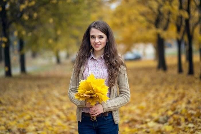 Красивые картинки девушек в сентябре - фото подборка за 2021 год (5)