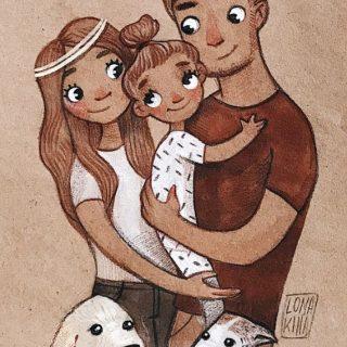 Сочинение о важности семьи 2