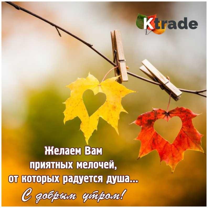 С добрым утром сентябрь - красивые картинки и открытки (10)