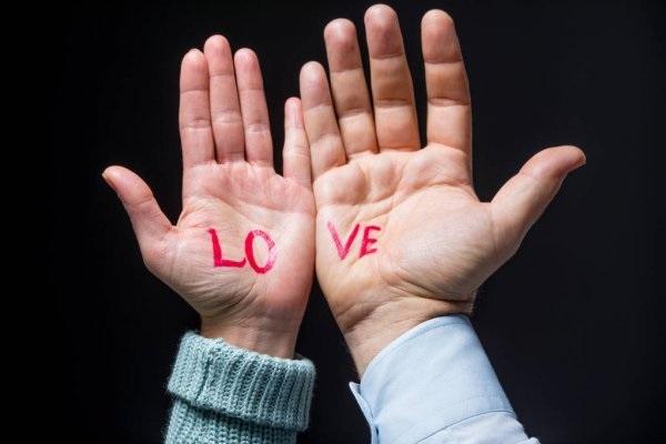 картинка рука женская и мужская (19)