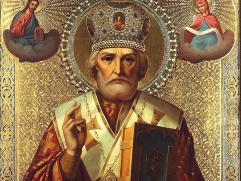 11 августа картинки на Рождество святителя Николая Чудотворца (14)