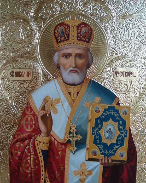 11 августа картинки на Рождество святителя Николая Чудотворца (16)