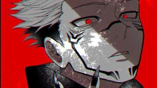 Красивые арты и картинки из аниме Магическая Битва (17)