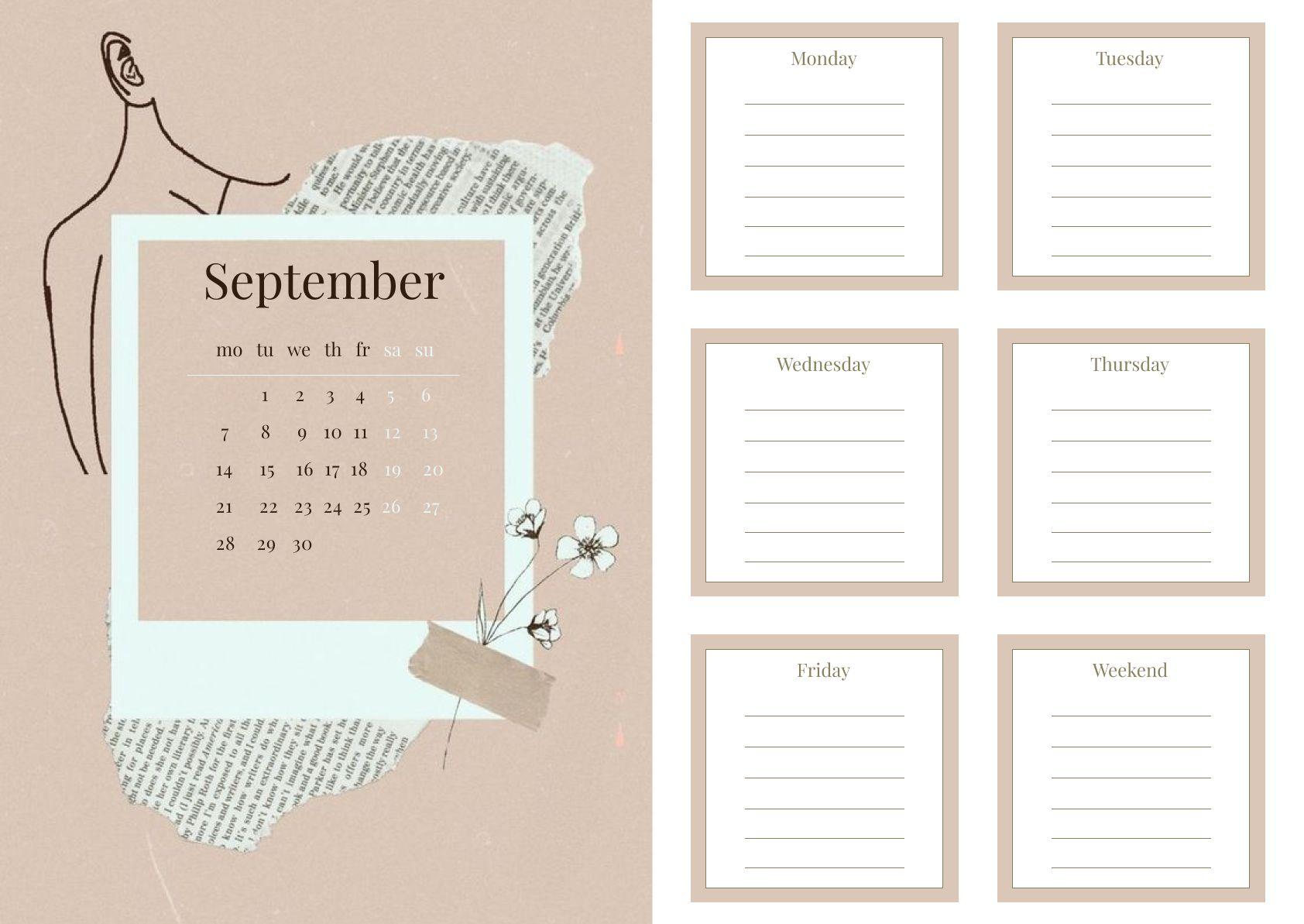 Красивый календарь на сентябрь 2021 год   подборка (12)