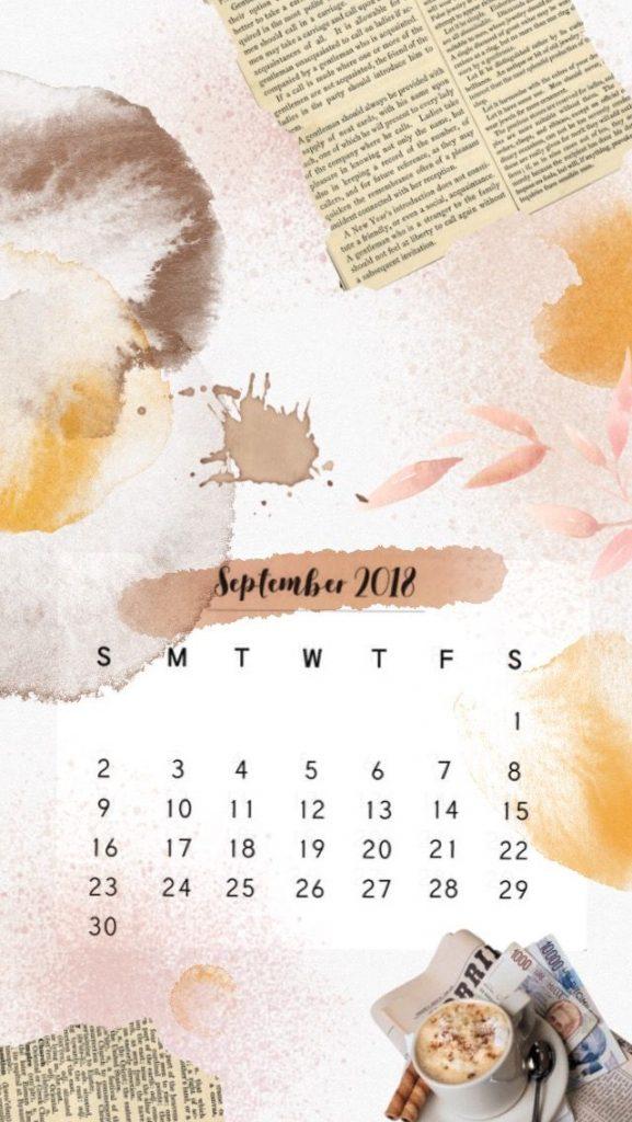 Красивый календарь на сентябрь 2021 год - подборка (13)