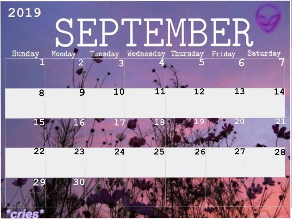Красивый календарь на сентябрь 2021 год - подборка (14)
