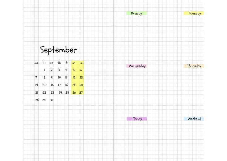 Красивый календарь на сентябрь 2021 год - подборка (6)