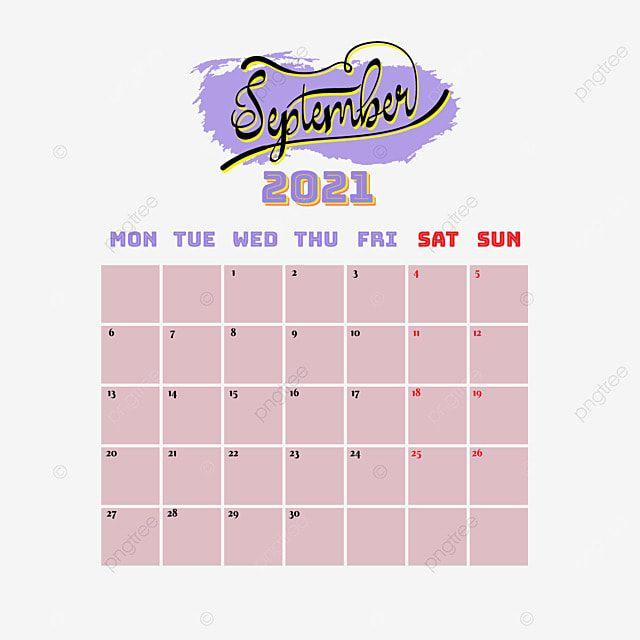 Красивый календарь на сентябрь 2021 год - подборка (7)