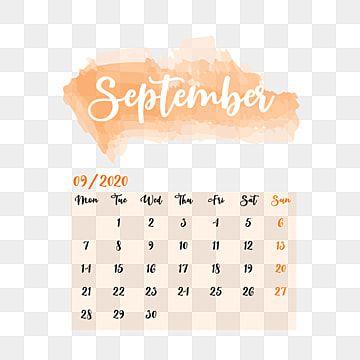 Красивый календарь на сентябрь 2021 год - подборка (9)