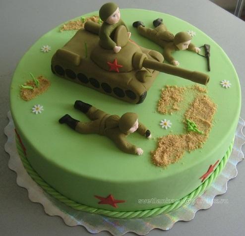 Лучшие картинки с днем рождения Солдат - подборочка (7)