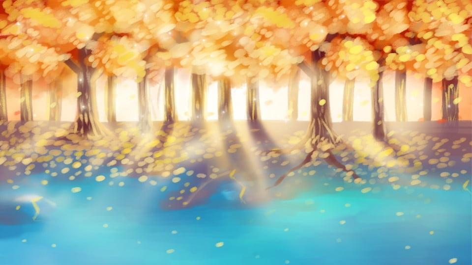 Осенние пейзажи 2021 года - большая фото подборка (10)