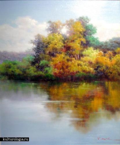 Осенние пейзажи 2021 года - большая фото подборка (19)