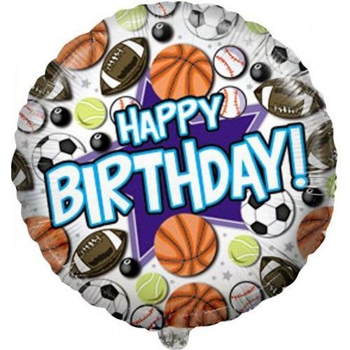 С днем рождения картинки красивые и спортивные - сборка (21)