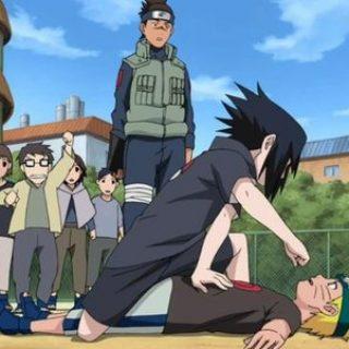 Если Саске настолько силен почему ему никогда не удавалось победить Наруто