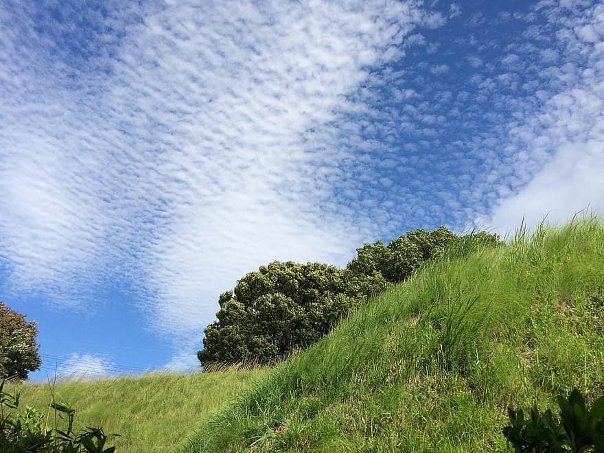 Картинки осеннего неба с облаками для детей (1)