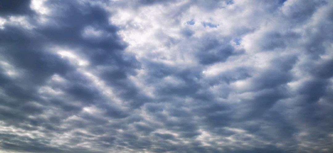 Картинки осеннего неба с облаками для детей (8)