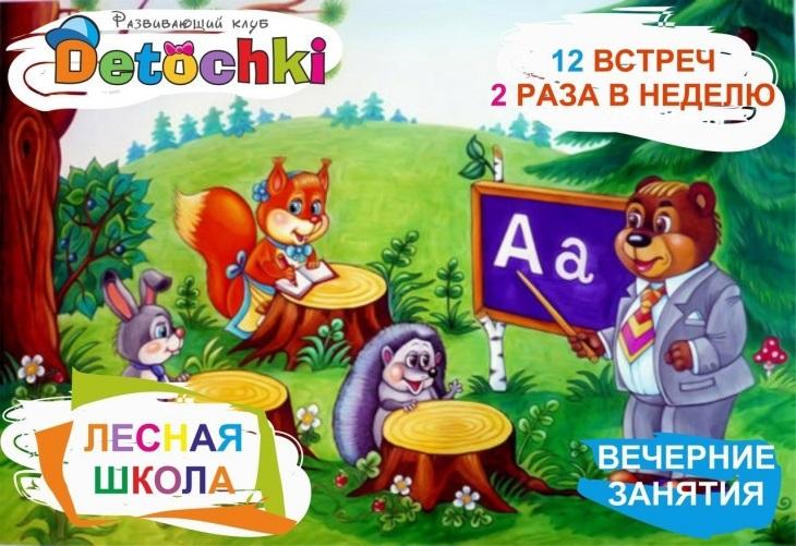 Лесная школа картинки для детей в хорошем качестве (12)