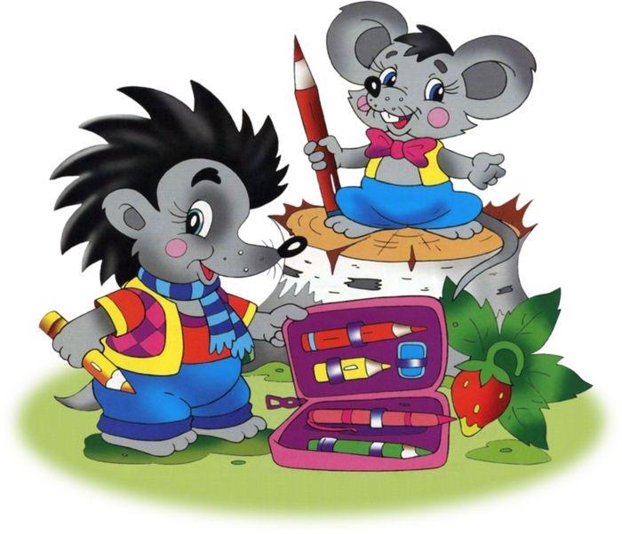 Лесная школа картинки для детей в хорошем качестве (2)