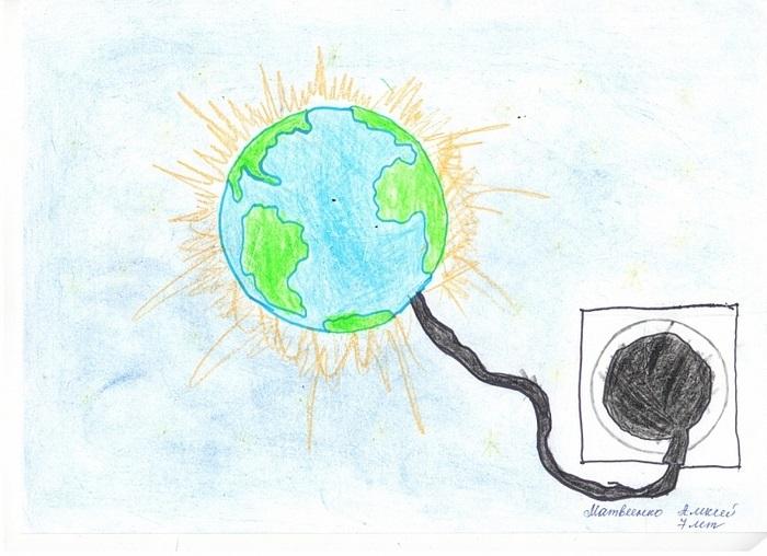Энергосбережение в картинках для детей - коллекция (20)