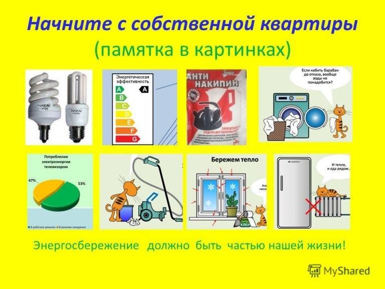 Энергосбережение в картинках для детей - коллекция (22)