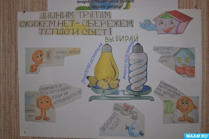 Энергосбережение в картинках для детей - коллекция (25)